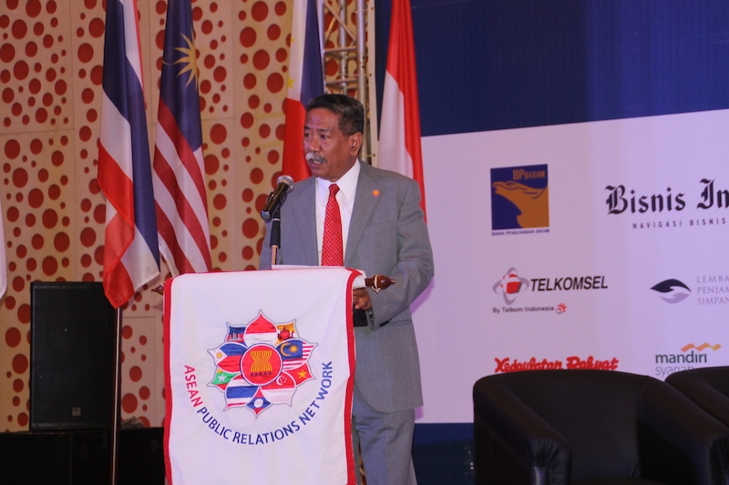 Keynote Speech by Deputy Secretary – General for Community and Corporate Affairs Department of ASEAN – H.E. Dr. AKP Mochtan