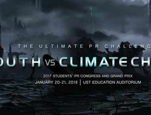 The Ultimate PR Challenge Youth VS Climate Change