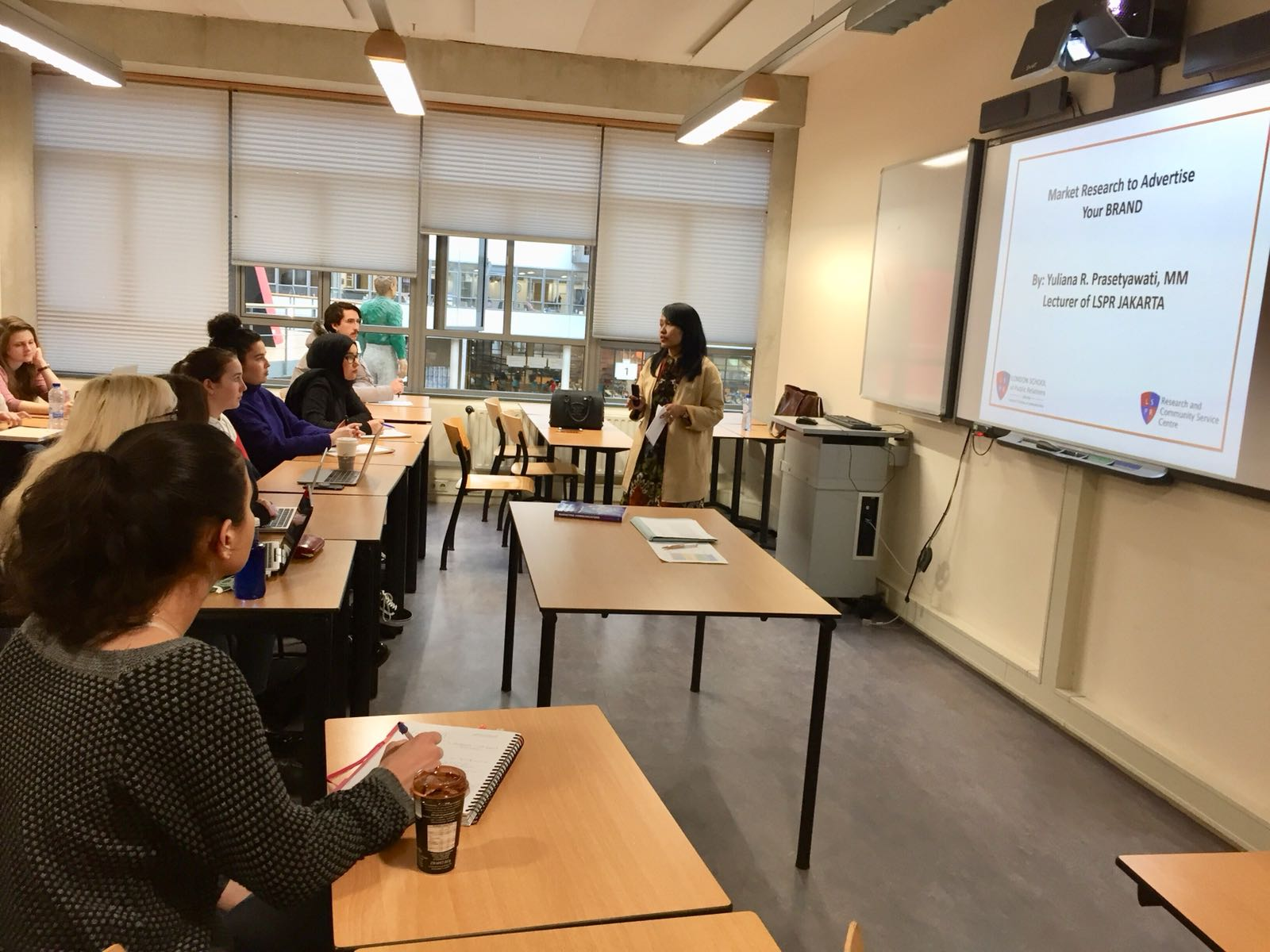 Yuliana_guest lecturer
