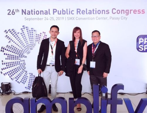 26th National Public Relations Congress 2019 – Amplify September 24 – 25 2019 SMX Convention Center, Pasay City | Manila, Philippines