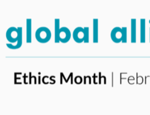 Global Alliance: Global Ethics Month – February 2020