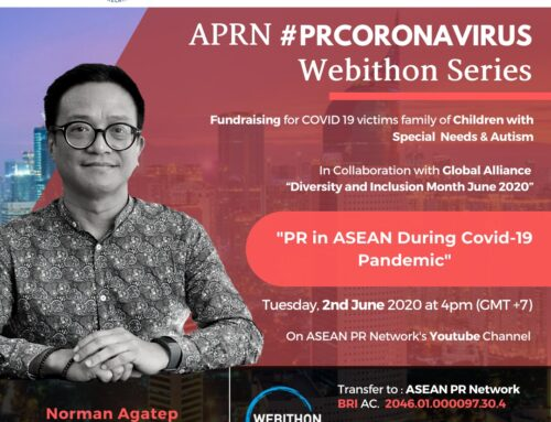 APRN #PRCORONAVIRUS Webithon Series 1st Episode: PR in ASEAN during Covid-19 Pandemic