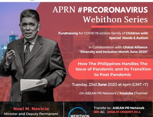APRN #PRCORONAVIRUS Webithon Series 4th Episode: How the Philippines Handles the Issues of Pandemic & Transition to Post Pandemic