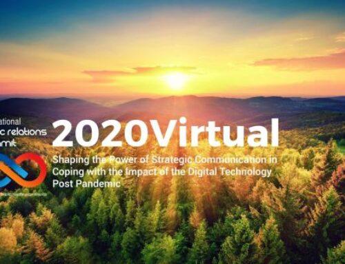 International Public Relations Summit 2020 #IPRS2020Virtual