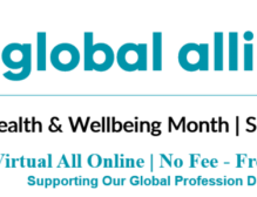 Second Annual Global Health & Wellbeing in September 2021 is on-going Now!