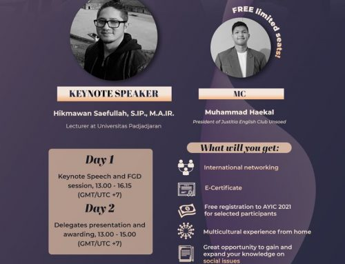 [Upcoming Event] AYIC Global Discussion Forum